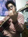 にゃんこ師匠ギター