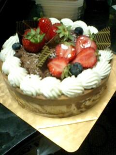 豪華ケーキ